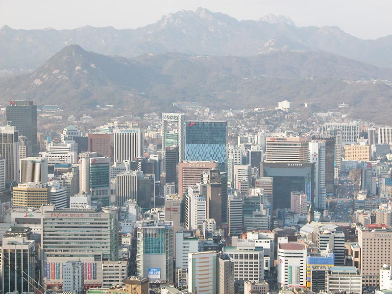 Incheon (Seoul, Etelä-Korea)