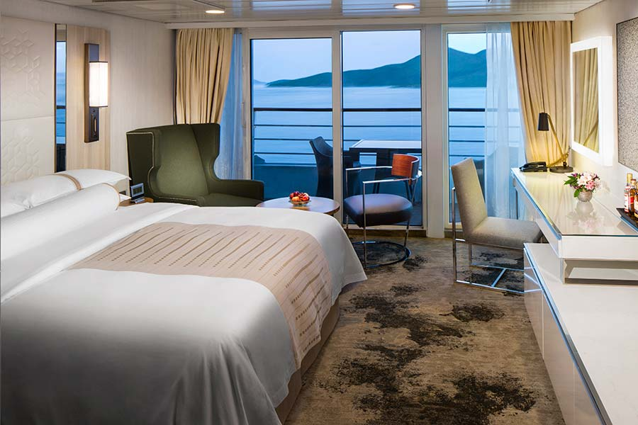 Azamara Quest – kelluva boutique-hotelli