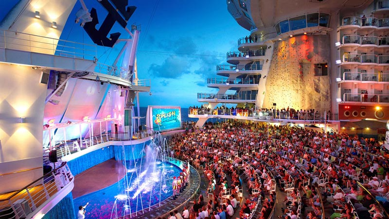 Upea Oasis of the Seas
