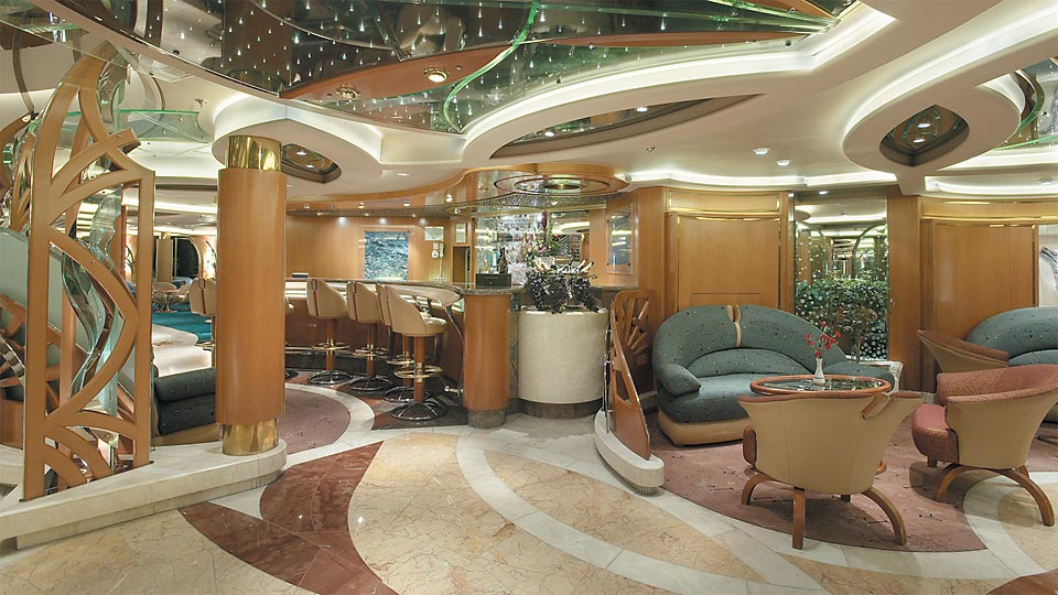 Upea Vision of the Seas