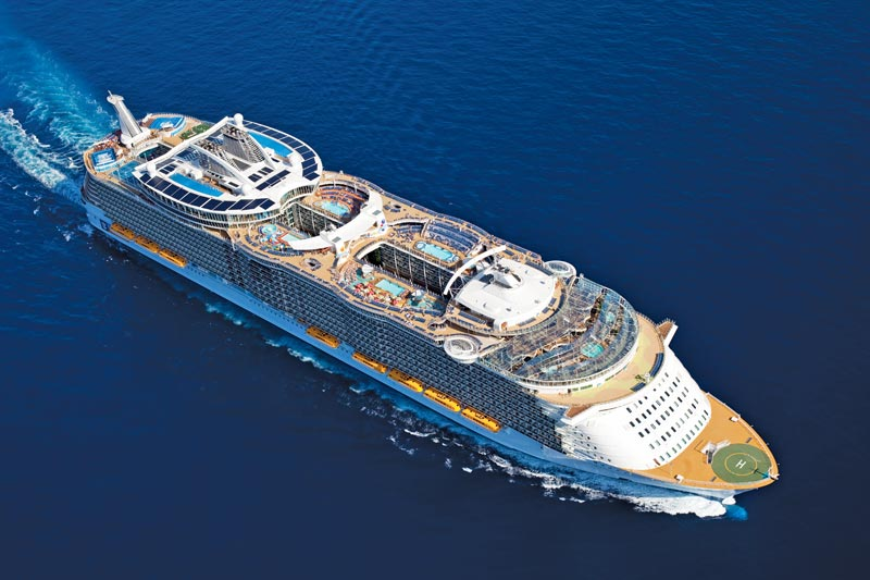 Royal Caribbean - Oasis of the Seas